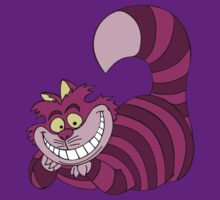 Cheshire Cat Alice in Wonderland by PFostCSY