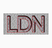 London Boroughs LDN T-Shirt