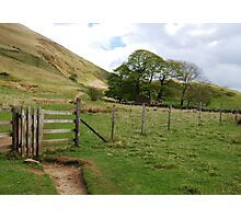 Peak District  Photographic Print