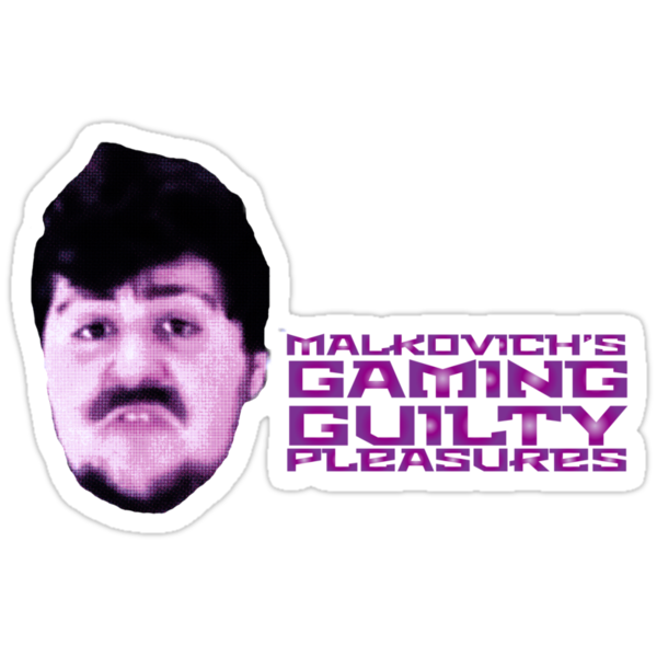 Malkovich's Gaming Guilty Pleasures - JonTron by lindseyyo