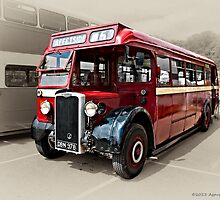 Crossley Half-Cab by David J Knight