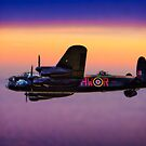 Lancaster At Dawn by Chris Lord