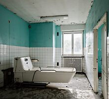 Hospital Bath by Jean-Claude Dahn