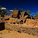 Aztec Ruins National Monument by Marvin Collins