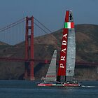 Luna Rossa ~ Golden Gate Colors by fototaker