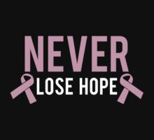 Never Lose Hope by BrightDesign