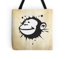 Monkeysplat Tote Bag