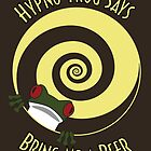 Hypno-Frog (Beer) by Bill Cournoyer