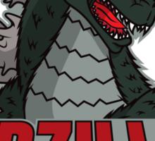 Tokyo Zillas Sticker