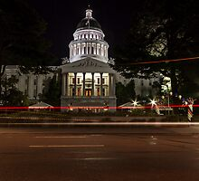 Capitol of California by Richard Thelen