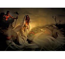 Allegory Fantasy Art Photographic Print