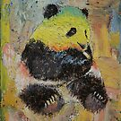 Rasta Panda by Michael Creese