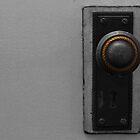 Golden Doorknob by LeJour