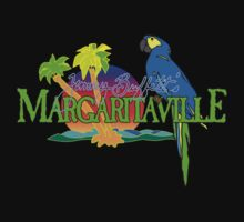Jimmy Buffett Margaritaville by PFostCSY