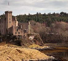Dunvegan Castle by dazb75