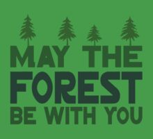 May The Forest Be With You by Alex Carvalho
