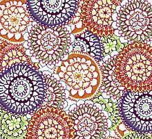Pattern Frenzy by Tangerine-Tane