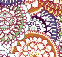 Pattern Frenzy Sticker