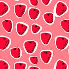Strawberries by Amy Walters