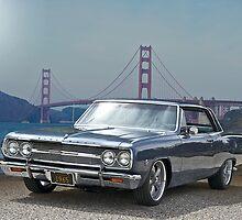 1965 Chevrolet Chevelle VIII by DaveKoontz