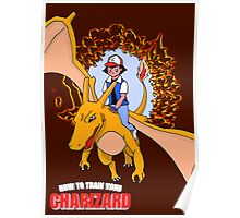 How to Train Your Charizard Poster