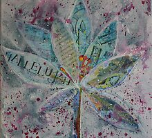 Hallelujah Lotus by Charla Marion Pavlik
