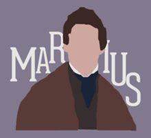 Marius.  by oliviajane