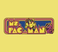 Ms Pac-Man by MarqueeBros