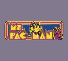 Ms Pac-Man Kids Clothes