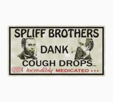 Spliff Brothers Cough Drops by mouseman