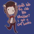 DW: Cool Bowtie by saltyblack