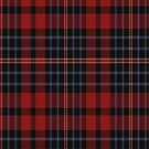 02432 Macomb County, Michigan District Tartan Fabric Print Iphone Case by Detnecs2013