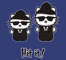 Blues brother Kats by HiKat