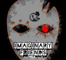 Imaginary F(r)iends - Poster by CaseyVenn