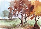 Late-Autumn by Maree  Clarkson