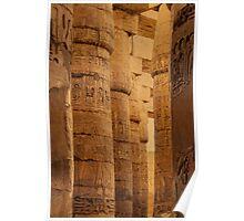 Hypostyle Karnak Poster