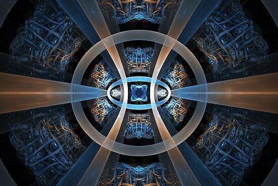 Portals 4 by Sandy Keeton