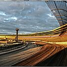 Texas Motor Speedway by Charles Dobbs Photography