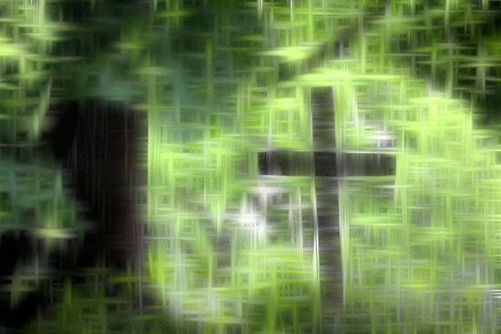 The Cross in the Woods by Brian Gaynor