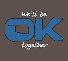 We'll Be OK (Blue) by Alsvisions