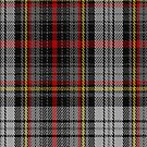 02449 Douglas Ancient Dress West Coast Woven Mills Clan/Family Tartan Fabric Print Iphone Case by Detnecs2013