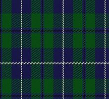 02454 Douglas, Green (Wilsons) Clan/Family Tartan Fabric Print Iphone Case by Detnecs2013