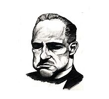 Vito Corleone by Deadbeef
