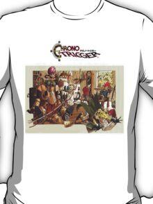 Chrono Trigger Family T-Shirt