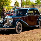 1939 Bentley by David J Knight