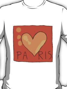 APH France Paris pajama's - hetalia T-Shirt