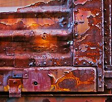 Rust in Peace by Lisa G. Putman