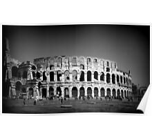 Rome, The Colosseum Poster