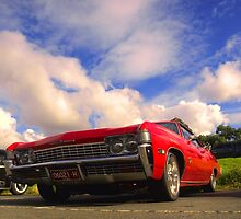 1967 Chevrolet Impala by 54Customline