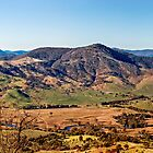 The Valley of Tallangatta by Mark  Lucey